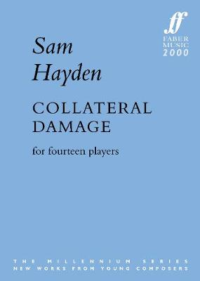 Collateral Damage: (score) (Paperback)