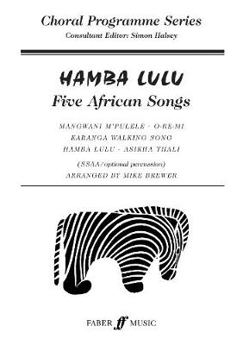 Hamba Lulu - Choral Programme Series (Paperback)