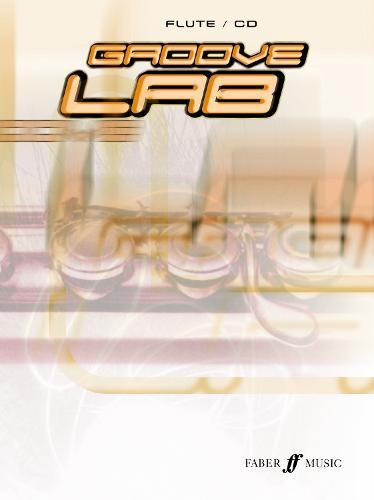 Groove Lab (Flute/CD) (Paperback)