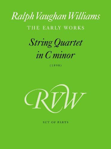 String Quartet in C Minor (Paperback)