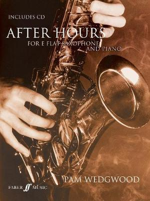 After Hours For Alto Saxophone And Piano - After Hours (Paperback)