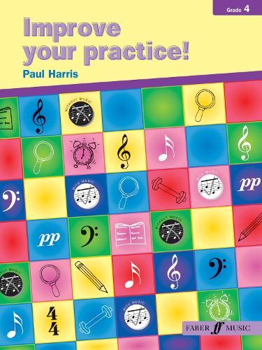 Improve Your Practice! Grade 4 - Improve Your Practice! (Paperback)