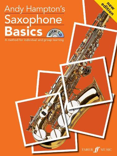 Saxophone Basics: A Method for Individual and Group Learning - Basics Tutor Series