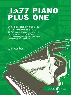 Jazz Piano Plus One (Paperback)