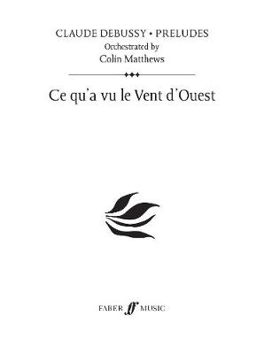 Ce qu'a vu le vent d'ouest (Prelude 1) (Paperback)