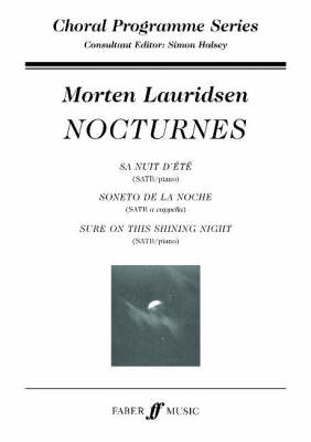Nocturnes.: SATB - Choral Programme Series (Paperback)