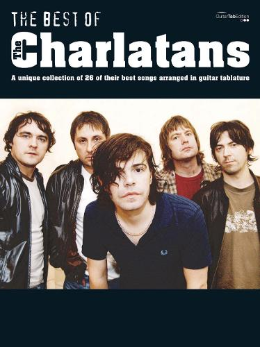 """The Best of the """"Charlatans"""": (Guitar Tab) (Paperback)"""