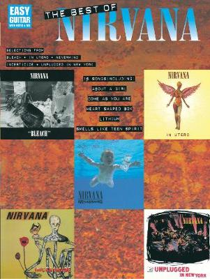 The Best Of Nirvana (Paperback)