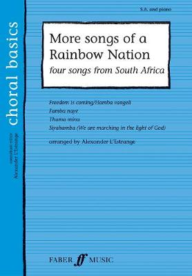 More Songs Of A Rainbow Nation - Choral Basics Series (Paperback)