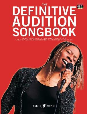 Definitive Audition Songbook (Paperback)