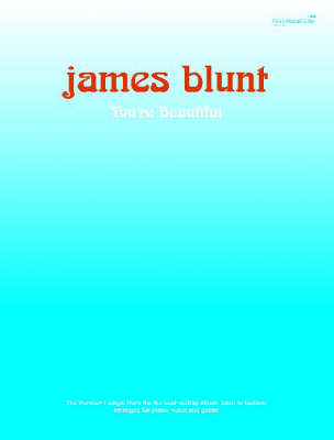 You're Beautiful: (Piano/Vocal/Guitar Single) (Paperback)