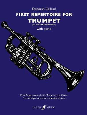 First Repertoire For Trumpet - First Repertoire Series (Paperback)