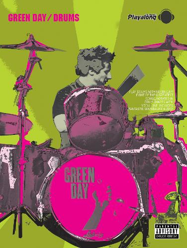 """""""Green Day"""" Authentic Drums Playalong - Authentic Playalong (Paperback)"""