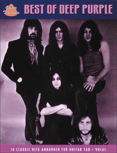 The Best Of Deep Purple (Paperback)