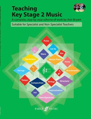 Teaching Key Stage 2 Music (with 2CDs) (Paperback)