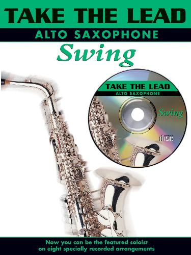 Swing: (asax/CD) - Take the Lead