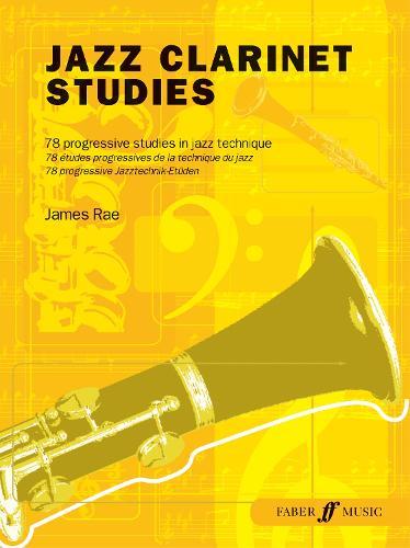Jazz Clarinet Studies (Paperback)