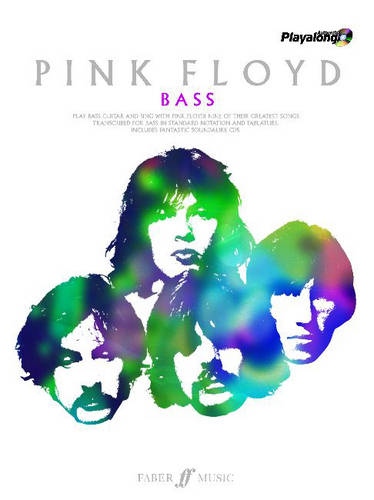 Pink Floyd Authentic Bass Playalong - Authentic Playalong (Paperback)