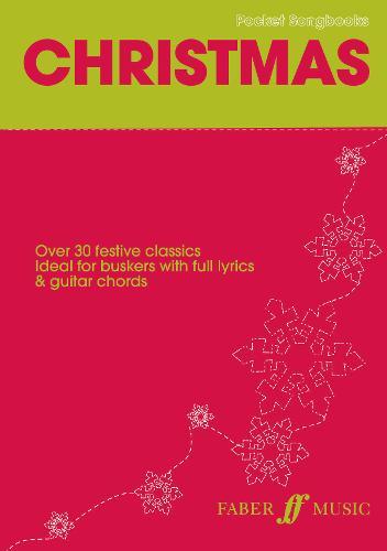 Christmas: (Chord Songbook) - Pocket Songbook (Paperback)