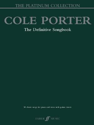 Cole Porter Platinum Collection: (Piano/ Vocal/ Guitar) - Platinum Collection (Paperback)