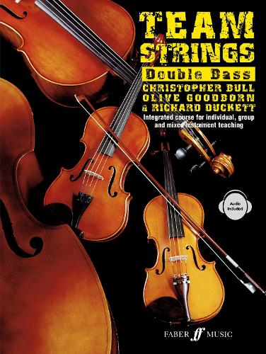 Double Bass - Team Strings (Paperback)