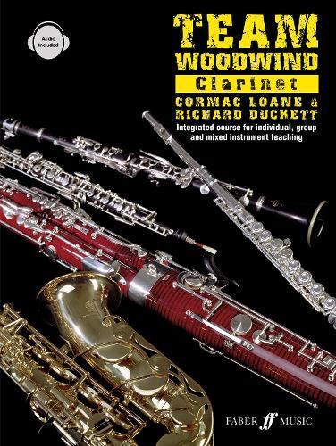 Clarinet - Team Woodwind
