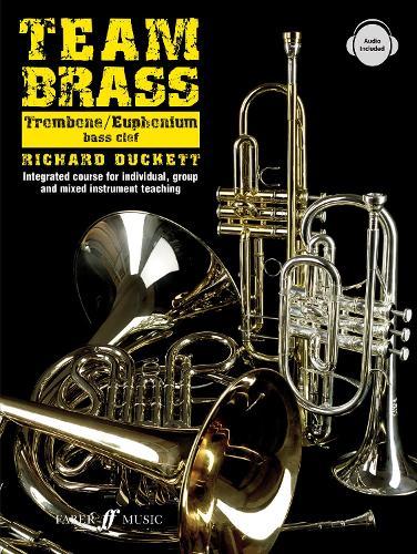 Team Brass: Trombone/Euphonium (Bass Clef) - Team Brass