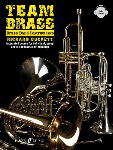 Team Brass: Brass Band Instruments - Team Series (Paperback)