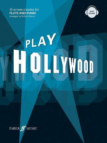 Play Hollywood (Flute) - Play Series