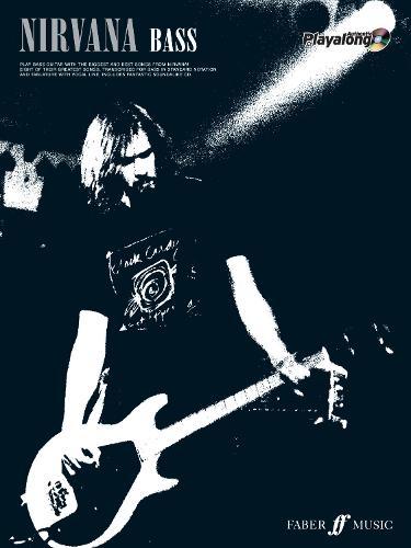 Nirvana Authentic Bass Playalong - Authentic Playalong (Paperback)