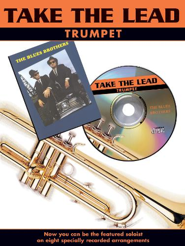 Take The Lead: Blues Brothers (Trumpet) - Take The Lead (Paperback)