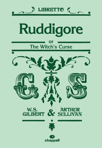 Ruddigore (Paperback)