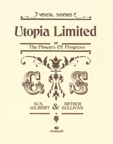 Utopia Limited (Paperback)