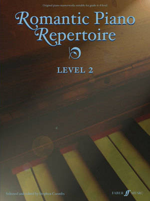 Romantic Piano Repertoire: Level 2 (Paperback)