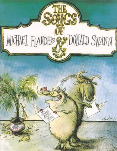 Songs Of Flanders And Swann (Paperback)