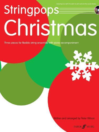 Stringpops Christmas (Score/ECD) - Stringpops (Paperback)