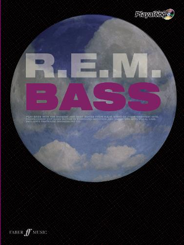 R.E.M Authentic Bass Playalong - Authentic Playalong (Paperback)