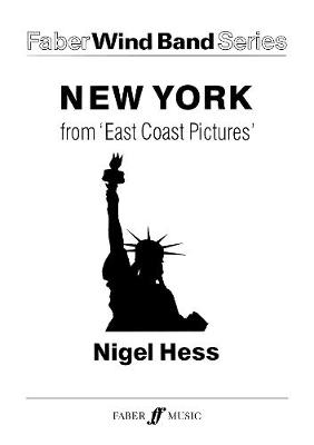 New York. Wind Band: (Transposed Score) (Paperback)