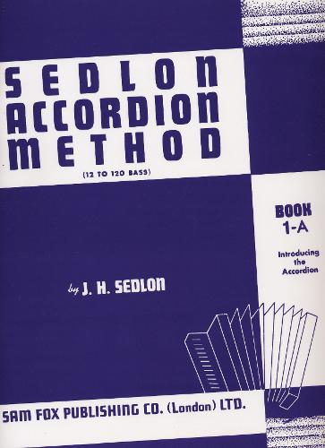 Sedlon Accordion Method Book 1A (Paperback)