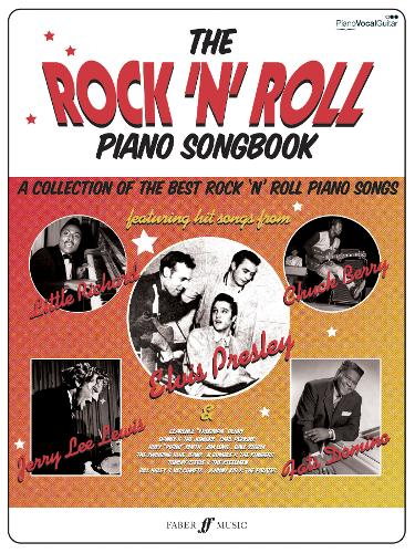 Piano Songbook: Rock n Roll: (piano, Vocal, Guitar) (Paperback)