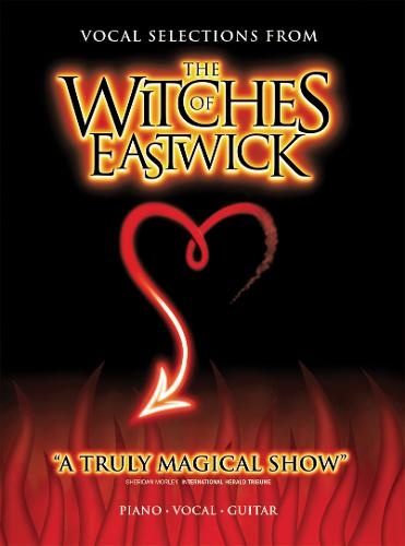The Witches Of Eastwick (Vocal Selections) (Paperback)