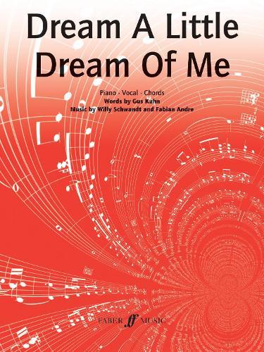 Dream A Little Dream Of Me (Paperback)