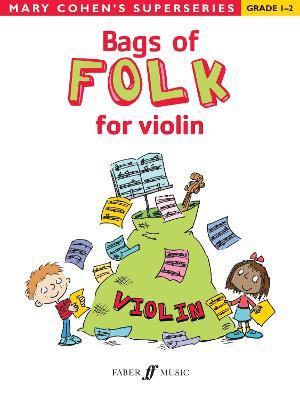 Bags Of Folk for Violin - Bags of (Paperback)