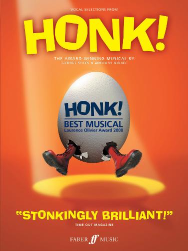 Honk! (Paperback)