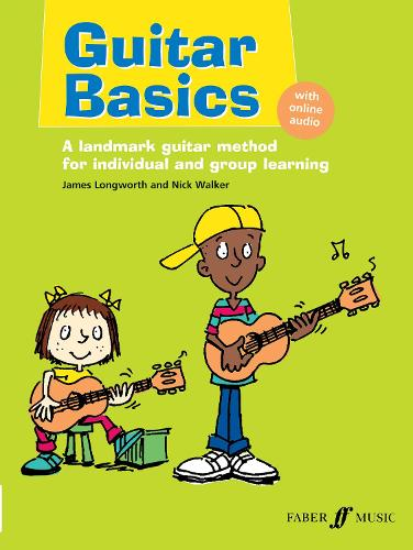 Guitar Basics - Guitar Basics (Paperback)