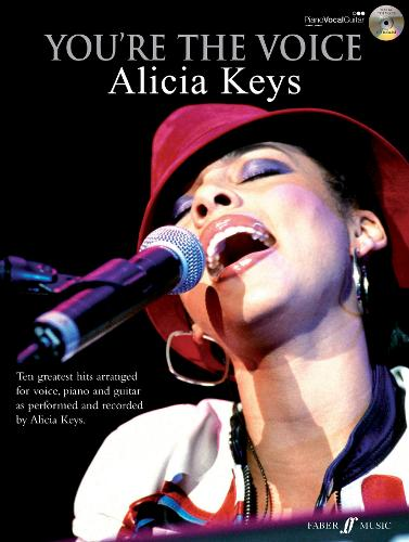 Alicia Keys: (piano/vocal) - You're the Voice (Paperback)