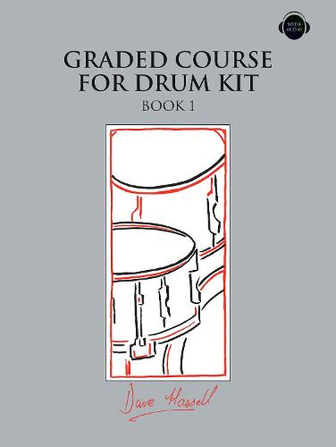 Graded Course For Drum Kit Book 1