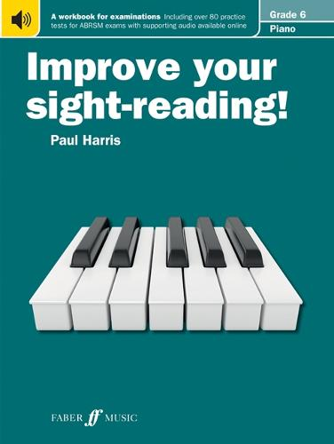 Improve Your Sight-Reading! Piano 6 (Book)