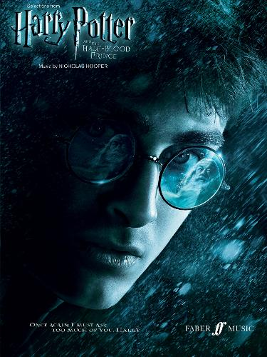Harry Potter and the Half-blood Prince: (Piano Solo) (Paperback)