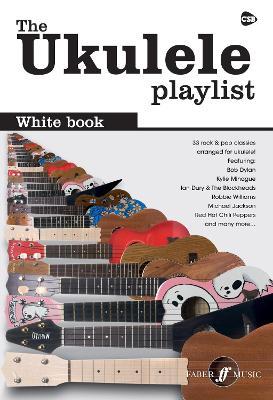 The White Book - The Ukulele Playlist (Paperback)